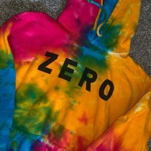 Zumiez Tops - Zero brand hoodie M